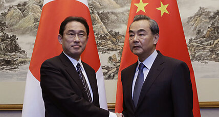 China outlines to Japan its conditions to improve relations